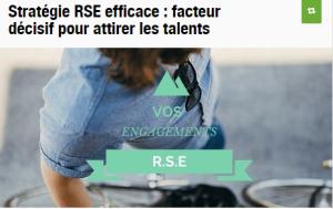 Stratégie RSE Talents